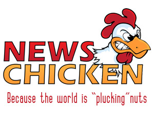 Chicken of the News -- definitely fake