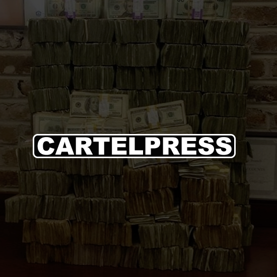 Cartel Press -- Satire/Fake, same as Huzlers.