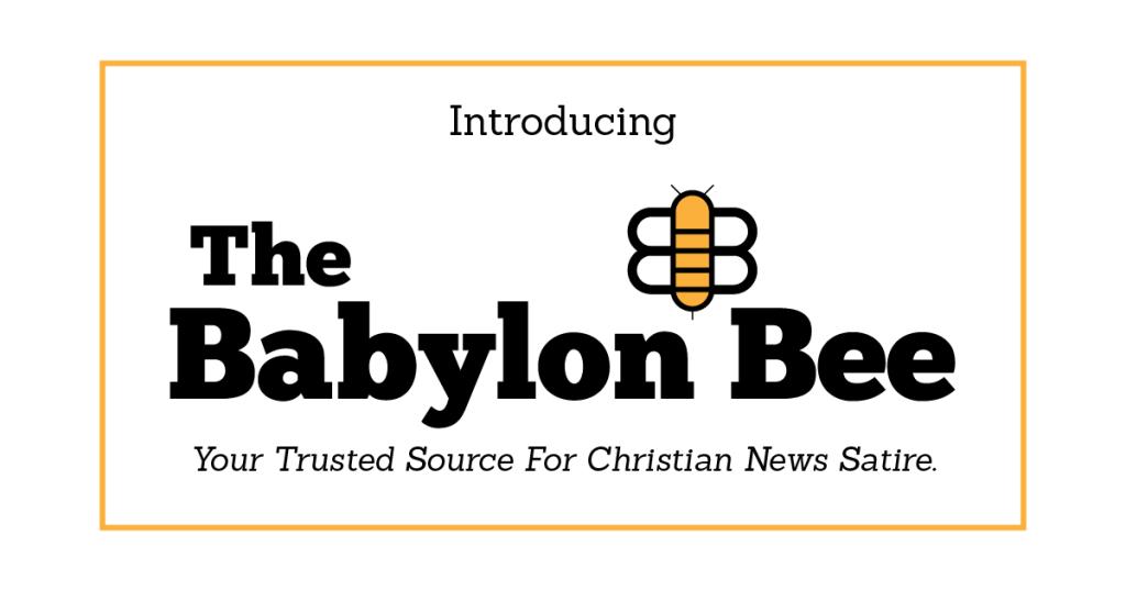 Babylon Bee - Satire
