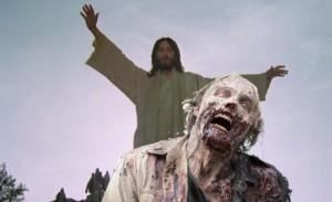 Jesus & Zombie -- together again!