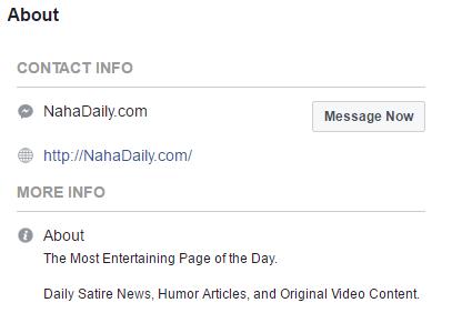 Naha Daily - Satire