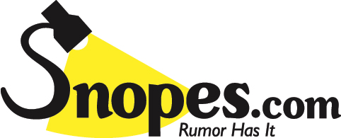 Snopes - Real . . . with a bit of lulz thrown in.