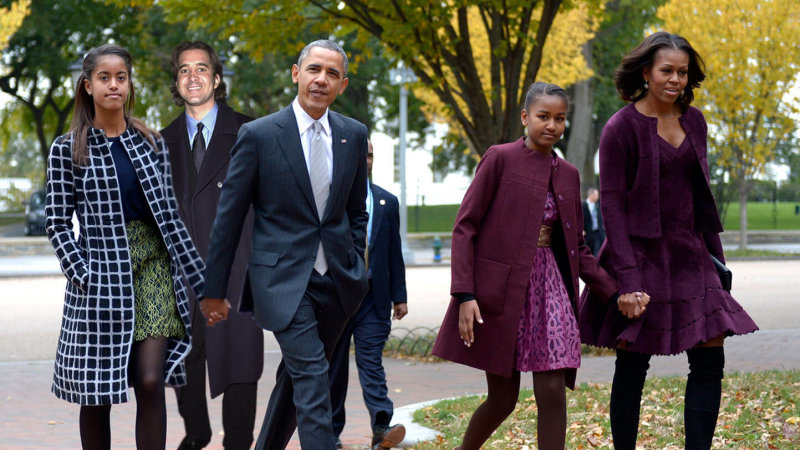 The Obamas Sure Like Scott Stapp!