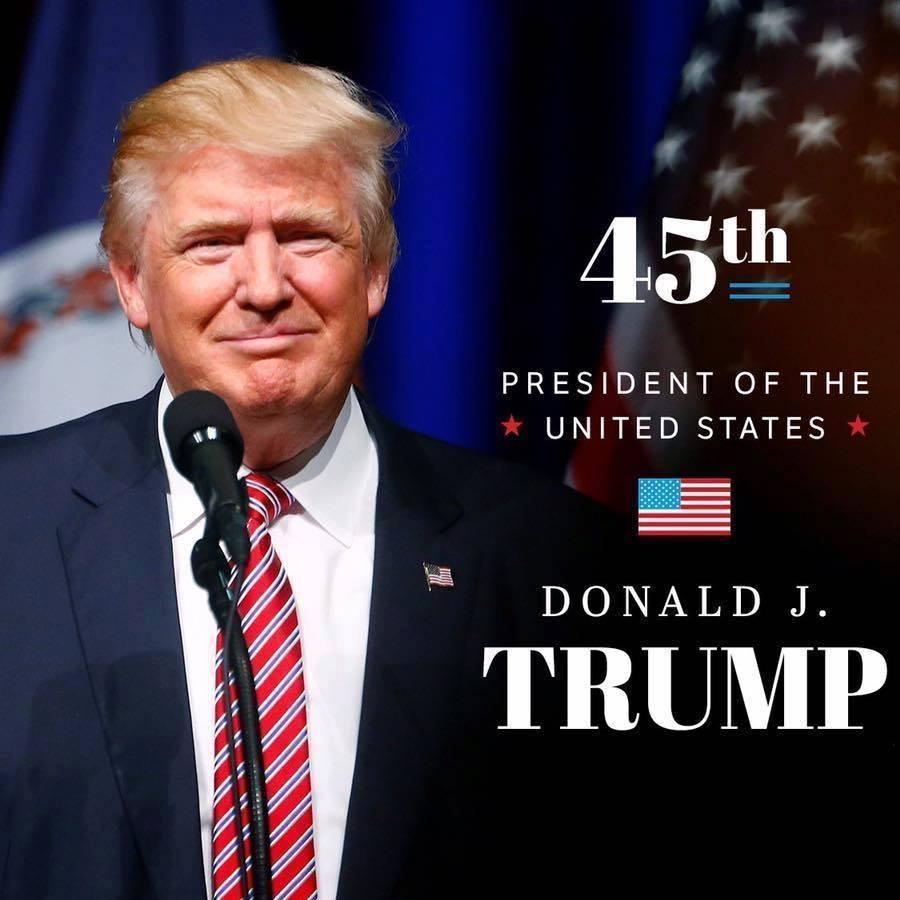 DonaldTrumpPOTUS45.com - Clickbait